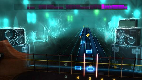 Скриншот №1 к Rocksmith® 2014 – Hit Singles Song Pack II