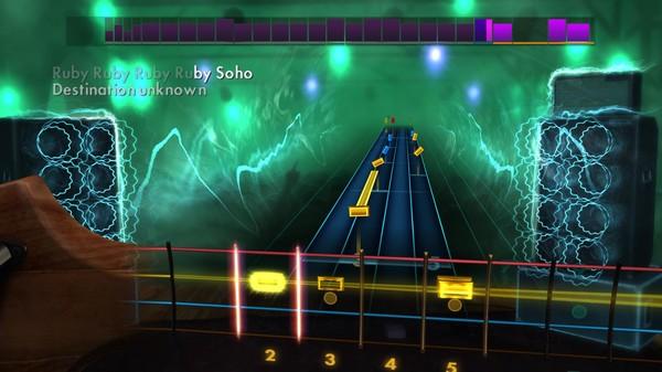 "Скриншот №5 к Rocksmith® 2014 – Rancid - ""Ruby Soho"""