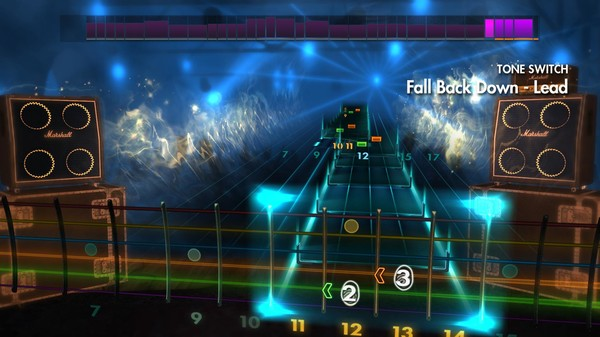 "Скриншот №2 к Rocksmith® 2014 – Rancid - ""Fall Back Down"""