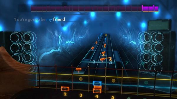 "Скриншот №1 к Rocksmith® 2014 – Rancid - ""Fall Back Down"""