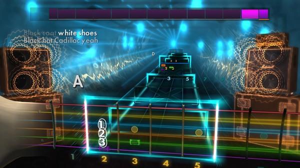 Скриншот №4 к Rocksmith® 2014 – Rancid Song Pack