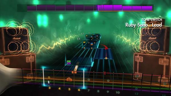 Скриншот №5 к Rocksmith® 2014 – Rancid Song Pack