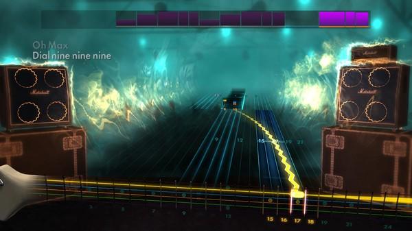 Скриншот №3 к Rocksmith® 2014 – Rancid Song Pack