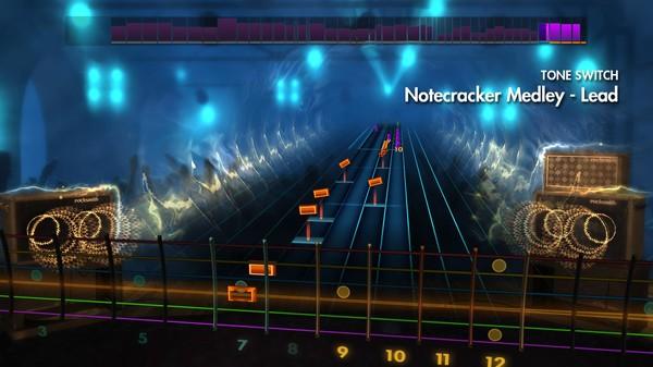 Скриншот №3 к Rocksmith® 2014 – Bachsmith II