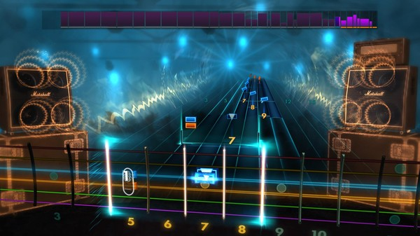 "Скриншот №1 к Rocksmith® 2014 – The Black Keys - ""Little Black Submarines"""