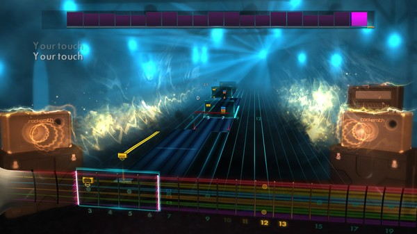 "Скриншот №2 к Rocksmith® 2014 – The Black Keys - ""Your Touch"""