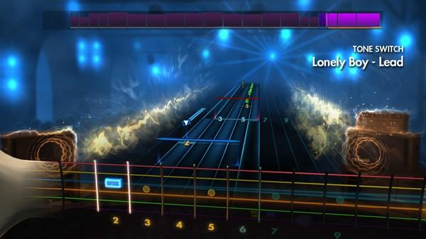 Скриншот №5 к Rocksmith® 2014 – The Black Keys Song Pack II
