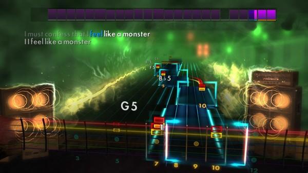 "Скриншот №1 к Rocksmith® 2014 – Skillet - ""Monster"""
