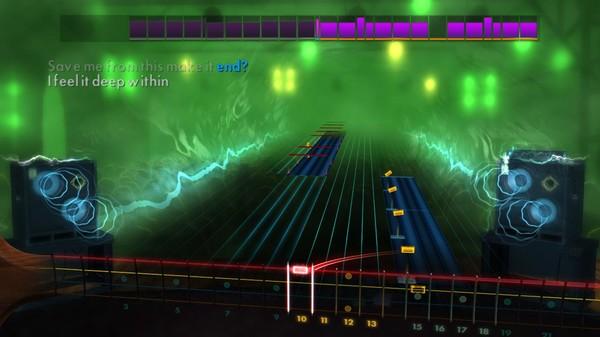 "Скриншот №2 к Rocksmith® 2014 – Skillet - ""Monster"""