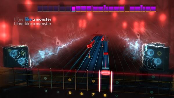 "Скриншот №4 к Rocksmith® 2014 – Skillet - ""Monster"""
