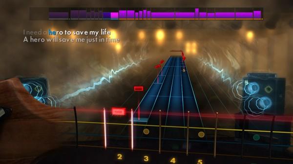 "Скриншот №4 к Rocksmith® 2014 – Skillet - ""Hero"""