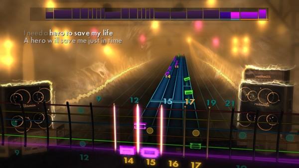 "Скриншот №1 к Rocksmith® 2014 – Skillet - ""Hero"""