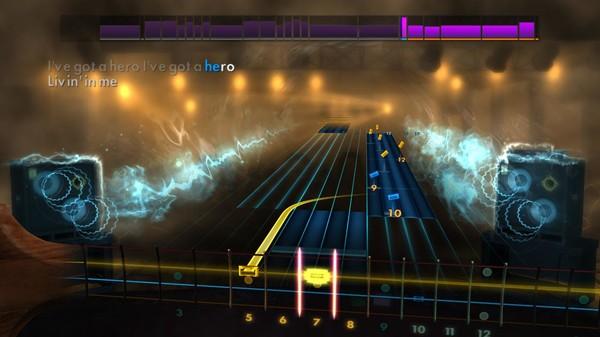 "Скриншот №5 к Rocksmith® 2014 – Skillet - ""Hero"""
