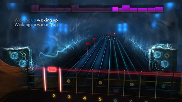 "Скриншот №5 к Rocksmith® 2014 – Skillet - ""Awake and Alive"""