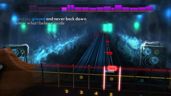 "Скриншот №4 к Rocksmith® 2014 – Skillet - ""Awake and Alive"""