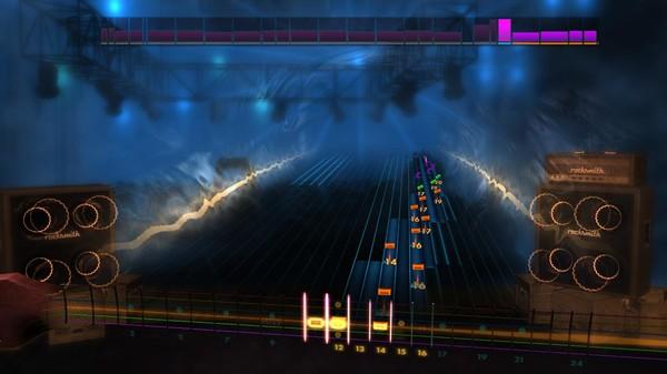 Скриншот №1 к Rocksmith® 2014 – Skillet Song Pack
