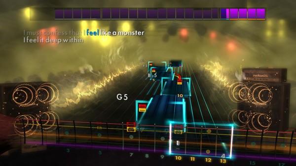 Скриншот №4 к Rocksmith® 2014 – Skillet Song Pack