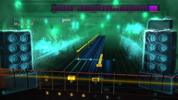 """Скриншот №5 к Rocksmith® 2014 – Band of Merrymakers - """"Must Be Christmas"""""""