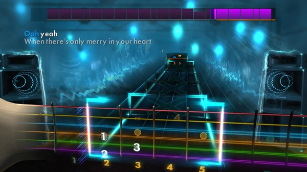 """Скриншот №3 к Rocksmith® 2014 – Band of Merrymakers - """"Must Be Christmas"""""""