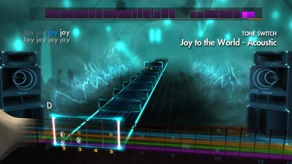 "Скриншот №4 к Rocksmith® 2014 – Band of Merrymakers - ""Joy to the World"""