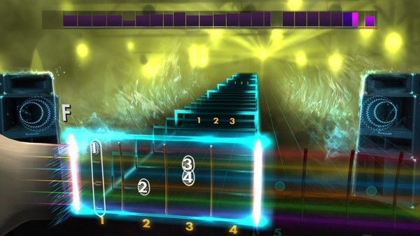 "Скриншот №3 к Rocksmith® 2014 – Tenacious D - ""Tribute"""