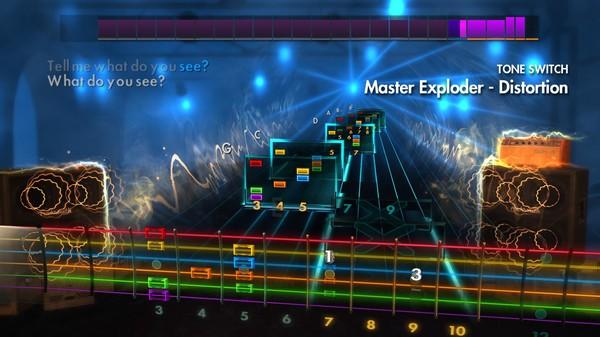 "Скриншот №4 к Rocksmith® 2014 – Tenacious D - ""Master Exploder"""