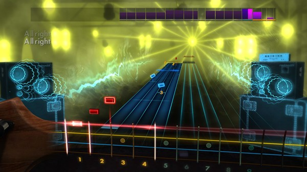 Скриншот №5 к Rocksmith® 2014 – Tenacious D Song Pack