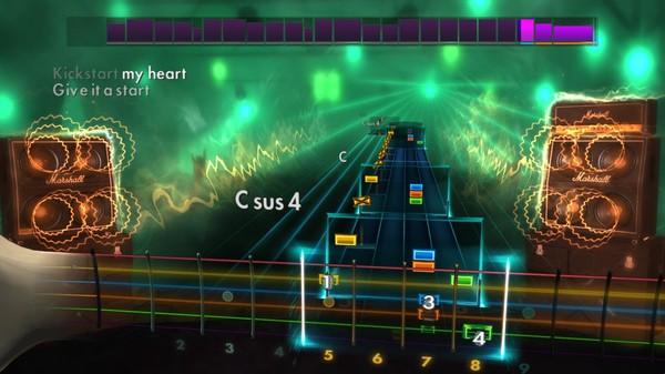 "Скриншот №3 к Rocksmith® 2014 – Mötley Crüe - ""Kickstart My Heart"""