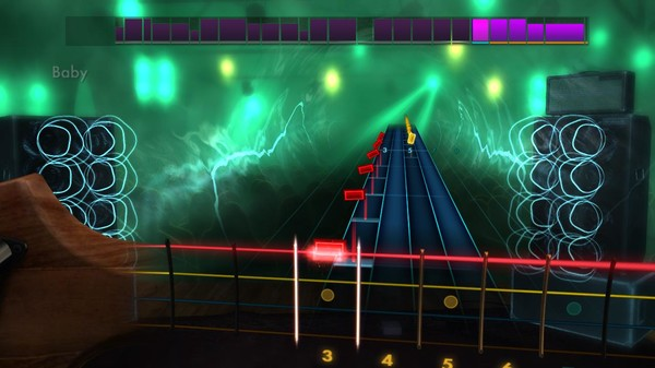 "Скриншот №4 к Rocksmith® 2014 – Mötley Crüe - ""Kickstart My Heart"""
