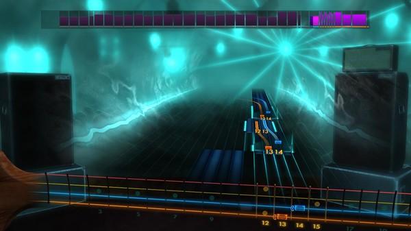 "Скриншот №1 к Rocksmith® 2014 – Mötley Crüe - ""Dr. Feelgood"""