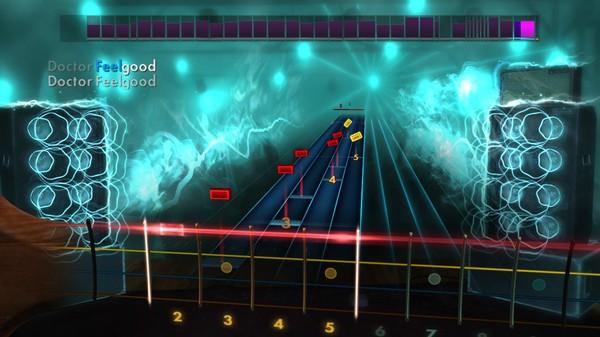 "Скриншот №4 к Rocksmith® 2014 – Mötley Crüe - ""Dr. Feelgood"""