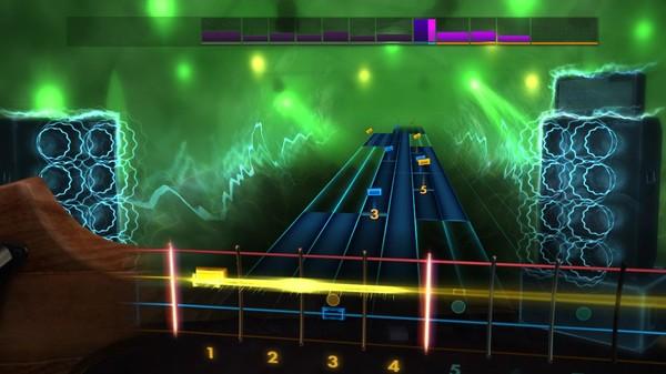 "Скриншот №5 к Rocksmith® 2014 – Mötley Crüe - ""Home Sweet Home"""