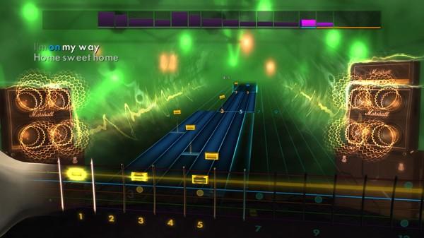 "Скриншот №3 к Rocksmith® 2014 – Mötley Crüe - ""Home Sweet Home"""