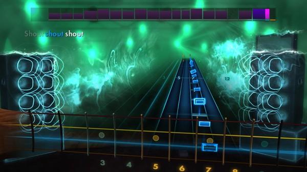 Скриншот №2 к Rocksmith® 2014 – Mötley Crüe Song Pack