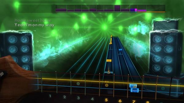 Скриншот №1 к Rocksmith® 2014 – Mötley Crüe Song Pack