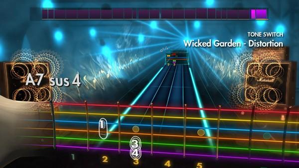 "Скриншот №4 к Rocksmith® 2014 – Stone Temple Pilots - ""Wicked Garden"""