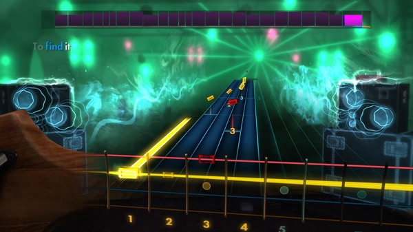Скриншот №5 к Rocksmith® 2014 – Stone Temple Pilots Song Pack