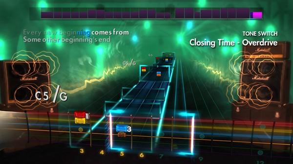 "Скриншот №3 к Rocksmith® 2014 – Semisonic - ""Closing Time"""