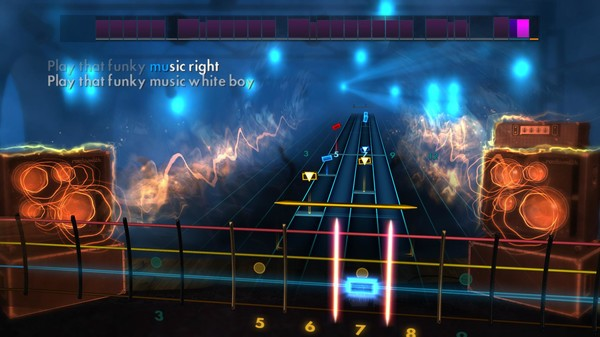 "Скриншот №5 к Rocksmith® 2014 – Wild Cherry - ""Play That Funky Music"""