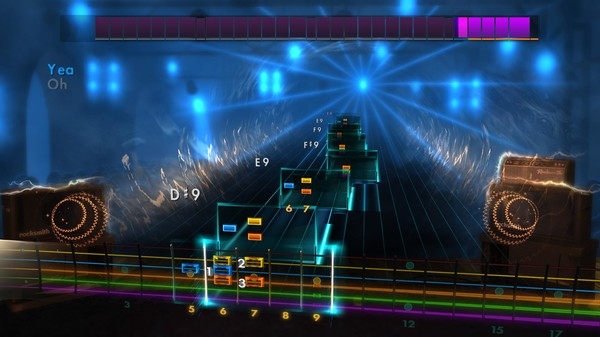 "Скриншот №2 к Rocksmith® 2014 – Wild Cherry - ""Play That Funky Music"""