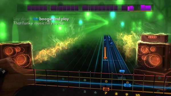 "Скриншот №4 к Rocksmith® 2014 – Wild Cherry - ""Play That Funky Music"""