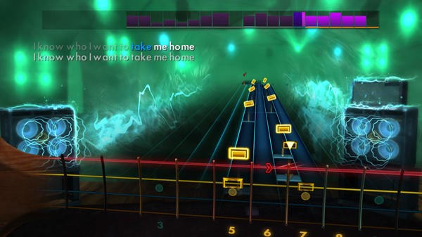 Скриншот №3 к Rocksmith® 2014 – Hit Singles Song Pack III