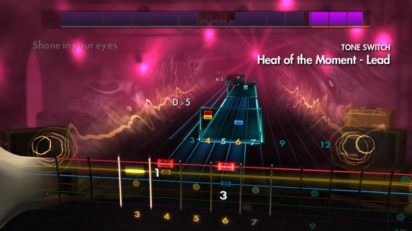 Скриншот №6 к Rocksmith® 2014 – Hit Singles Song Pack III