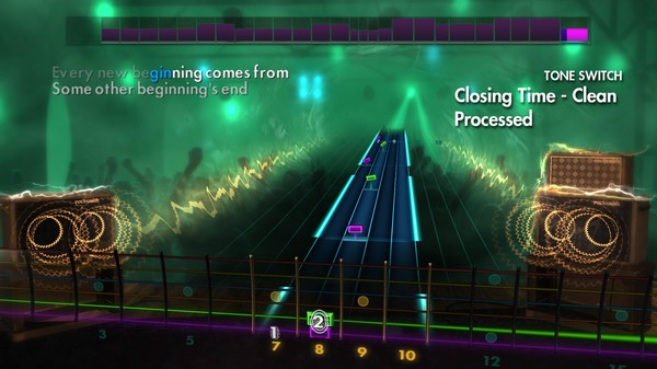 Скриншот №2 к Rocksmith® 2014 – Hit Singles Song Pack III