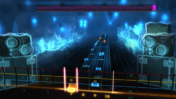 Скриншот №4 к Rocksmith® 2014 – Hit Singles Song Pack III