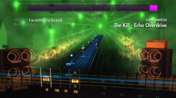 "Скриншот №3 к Rocksmith® 2014 – Thirty Seconds to Mars - ""The Kill"""