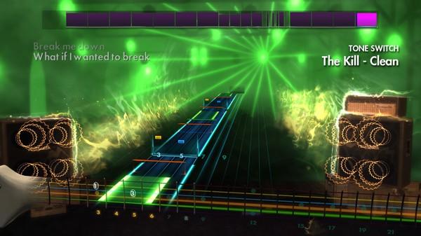 "Скриншот №2 к Rocksmith® 2014 – Thirty Seconds to Mars - ""The Kill"""