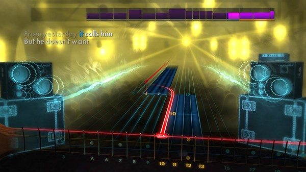 """Скриншот №3 к Rocksmith® 2014 – Thirty Seconds to Mars - """"From Yesterday"""""""