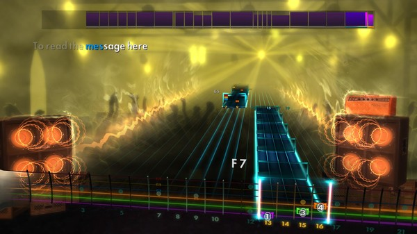 """Скриншот №2 к Rocksmith® 2014 – Thirty Seconds to Mars - """"From Yesterday"""""""
