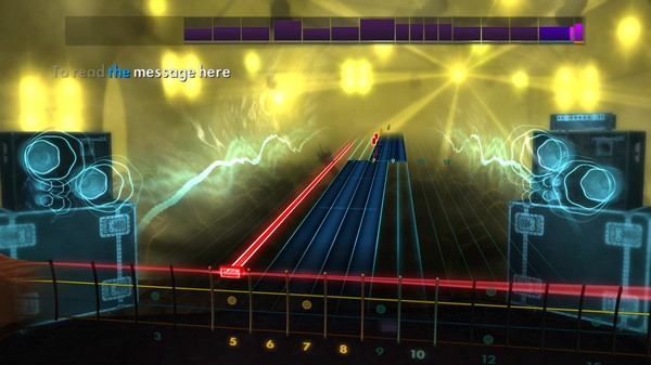 """Скриншот №5 к Rocksmith® 2014 – Thirty Seconds to Mars - """"From Yesterday"""""""